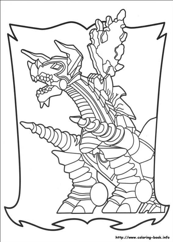 ภาพวาดระบายสีพาวเวอร์เรนเจอร์ 51