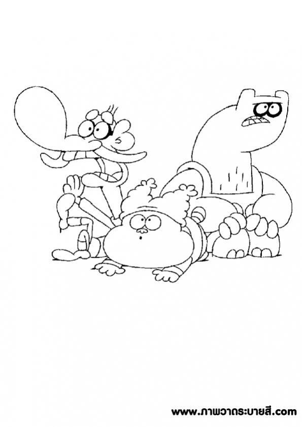 ภาพวาดระบายสีchowder-02