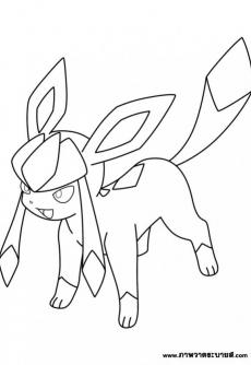 Pokemon Sylveon Kleurplaat ภาพวาดระบายสี โปเกมอน Pokemon โปเกมอน หรือในชื่อเต็มว่า พ็